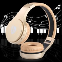 S55 Bluetooth Wireless Headphone headphones With Card FM ear...