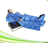 سبا ضئيلة مشجعا العضلات الإلكترونية كيس الهواء مدلك الليمفاوية الصرف كيس الهواء آلة