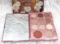 Drop makeup Eyeshadow Palette Aspyn Ovard 11 colors Eye & Ch...