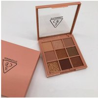 DHL free In stock 3CE Eyeshadow Overtake 9colors eye shadow ...