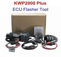 KWP2000 Plus ECU Intermitente para BMW KWP2000 + Plus para Benz Herramientas de diagnóstico automotriz Tuning Tuner OBD KWP2000 + herramienta de programación