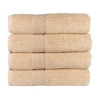 28*55 Inch Bath Towel Brown Solid Cottons Shower Pool Hotel ...