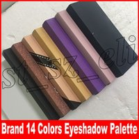 Hot Makeup modern eye shadow Palette 14 colors limited eye s...