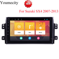 Android 8. 1 Car DVD for Suzuki SX4 2007 2008 2009 2010 2011 ...