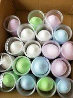 최신 실리콘 스폰지 블렌더 세트 블렌딩 파우더 부드러운 퍼프 뷰티 파운데이션 라텍스 무료 스폰지 투명한 실리콘 메이크업 DHL 무료