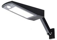 48LED تعمل بالطاقة الشمسية استشعار الحركة الخفيفة للطاقة الشمسية في الهواء الطلق الأضواء الكاشفة الأضواء حديقة فناء مسار مصابيح الإضاءة في حالات الطوارئ