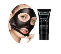 2017 SHILLS Máscara negra Shills Deep Cleansing Black Shills Máscara facial Limpiador de poros 50ml Blackhead Facials Mask
