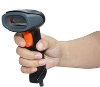 2D QR USB 유선 바코드 스캐너 핸드 헬드 LED 바 코드 리더기 스캐너 바코드 수신기 리더 슈퍼마켓 무료 배송