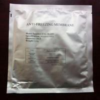 Nouvelle arrivee !!! Membrane antigel 27 * 30 CM 34 * 42 CM membrane anti-gel membrane anti-gel pad pour cryothérapie thérapie DHL livraison gratuite