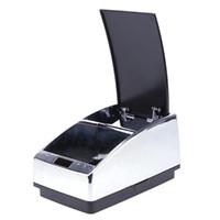 6L Inoxidable SteelSmart Sensor Basura puede Cuadrado Auto Inalámbrico Inducción Basura Papelera Batería Potencia sensor de cocina bote de basura