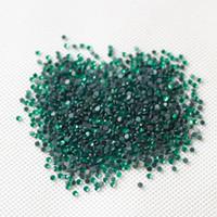 6SS 2MM DMC Crystal HotFix Strass Iron-On Esmeralda Hot Fix Pedras SS6