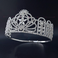 Pageant Crown Miss Teen USA High Quanlity Rhinestone Tiaras ...