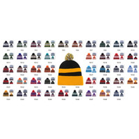 Wholesale sports beanies2018 high quality Newest Beanies Dallas Pom Knit  Hats Sports Beanie Cap Beanies Hat Mix More 5000+Styles 58534da64
