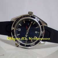 Mens luxury Automatic Watch Co- Axial 600m 007 PLANET OCEAN C...