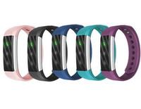 2018 고품질 피트니스 트래커 팔찌 ID 115 Smart Bracelet 진동 알람 시계 Smart Band Fitness Watch 스마트 밴드 for xiaomi fitbit
