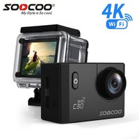 SOOCOO C30 Action 4K Sports Camera NTK96660 Waterproof Wifi ...