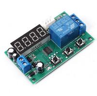 Бесплатная доставка! 1 шт. / Лот YYW-1 Цифровой Дисплей DS18B20 Регулятор Температуры Переключатель Термостат Регулятор Температуры 20 В-27 В или DC 12 В