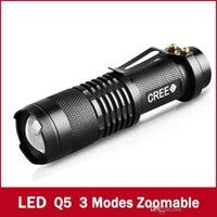 2016 Special Offer 2000lm Led Flashlights Hike Self Defense!...
