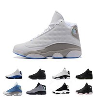 13 13s mens basketball shoes 3M GS Hyper Royal Italy Blue Bo...