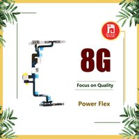 "For Apple iPhone 8 4. 7"" Power Flex Ribbon with Metal Pl..."