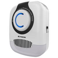 Home ozono e depuratore d'aria anion eliminando efficacemente l'odore e migliorare la qualità della respirazione + luce notturna + spedizione gratuita