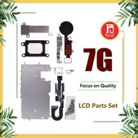For iphone 7 LCD Repair Parts Metal Plate Kit Front Camera S...