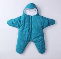 Baby Sleep Sack Wearable Blanket Starfish Swaddling Sleeping Bag Sac de couchage Nest Chemises de nuit Bruant Newborn Starry