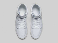 TOP Factory Version 1 triple White Designer sneakers 2018 ne...