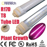 Free shipping 25pcs Full Spectrum LED Plant Growing Light T8...