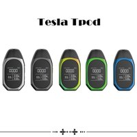 Tesla TPOD Kit with 2ml Refillable Cartridges With 500mAh Ba...