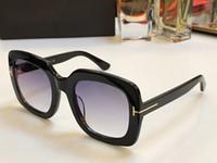 0cdc2ae26074 Lujo 0580 Gafas de sol para mujeres Diseñador de moda Popular Estilo Retro  Lente de protección