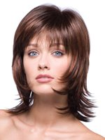 Women' s Synthetic Hair Wig Natural Color All Match Fash...