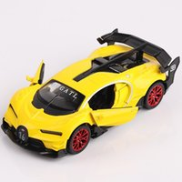 Bugatti GT Super Car 1 32 Scale Diecast Alloy Model Toys wit...