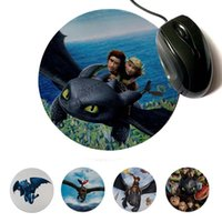 MaiYaCa Your Dragon Unique Desktop Pad Game Mousepad 20x20cm...