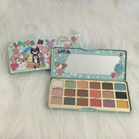 New arrival 18 color eyeshadow clover A Girl Best Friend YAA...