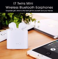 Bluetooth earphones 2018 NEW i7s TWS Earbuds Ture Wireless B...