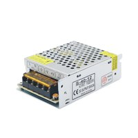 LED قطاع الإضاءة محول 3.2A 12V تبديل محول التيار الكهربائي المدخلات AC110V-220V الناتج DC12V 40W