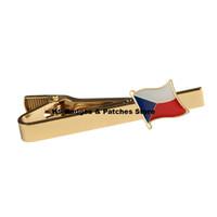 Checo Rep National Flag Laço Clipe