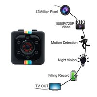 Super Mini Camera SQ11 HD Portable Camcorder With Motion Det...