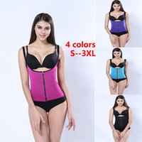 New Adjustable Shoulder Strap Waist Trainer Vest Corset Wome...