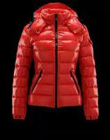 Fransa marka kadın kış rahat Aşağı ceket Aşağı palto Bayan açık kürk Yaka sıcak tüy elbise kış Coat dış giyim ceketler M009