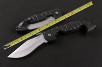 cold steel COLD ABS large dogleg Survival Folding Knife Stee...