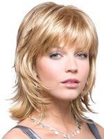 Women' s Synthetic Hair Wig Short Hair Elegant Fashion L...