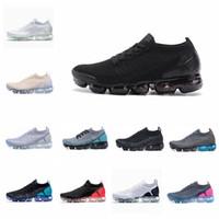 scarpe nike air vapormax 2.0  Rainbow Uomo da corsa 2.0 Per uomo Sneakers Donna Moda Sport atletici Scarpe da ginnastica Scarpa Hot Corss Escursioni Jogging Camminare all'aperto