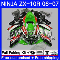 Bodywork For KAWASAKI NINJA ZX1000C ZX10R 06 07 Body 215HM. 0...