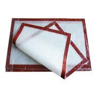 24 * 16 polegadas (60x40 cm) antiaderente assadeira pan silicone cozimento grande tapete de arte de açúcar folha de cozimento esteiras de cozimento placemat