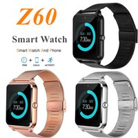 Z60 Smart Watch with Luxury Stainless Steel Support SIM and ...