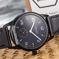 New NOMOS Glashutte Club 737 Steel PVD Black Dial Automatic ...