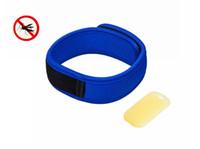 bracelet anti-moustique anti-moustique non toxique avec coussinet anti-moustique pour enfants adultes