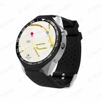 SOVO WIFI 3G Smartwatch SF13 artı Cep Telefonu All-in-One Bluetooth Akıllı Izle Android 5.1 SIM Kart GPS Kamera Kalp Hızı Monitörü